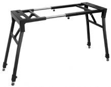 TGI KEYBOARD STAND FOLD-AWAY BLACK